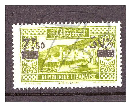 Grand Liban n°160 , *
