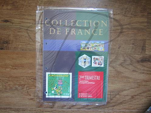 Abonnement 2003 2° trimestre