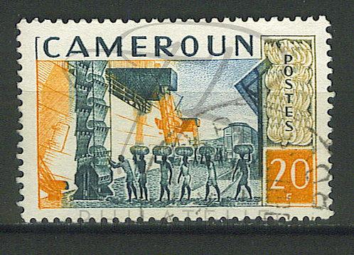 Cameroun n°308
