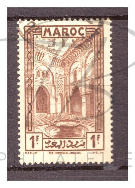 Maroc n°143