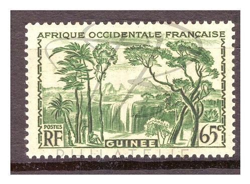 Guinée n°137 , *