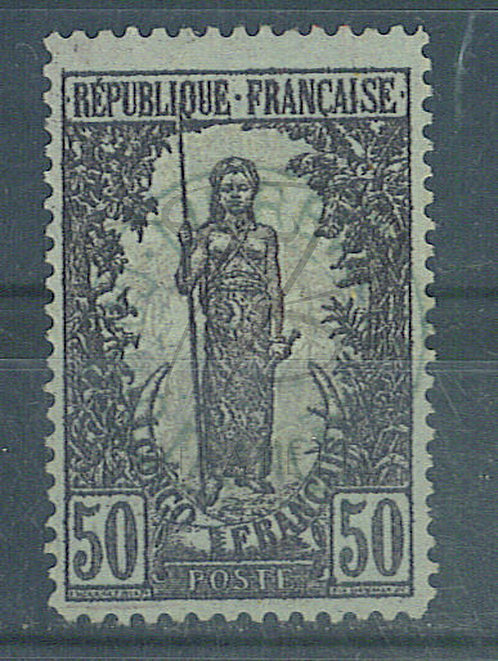 """Congo n°37 , cachet """"LIBREVILLE"""""""