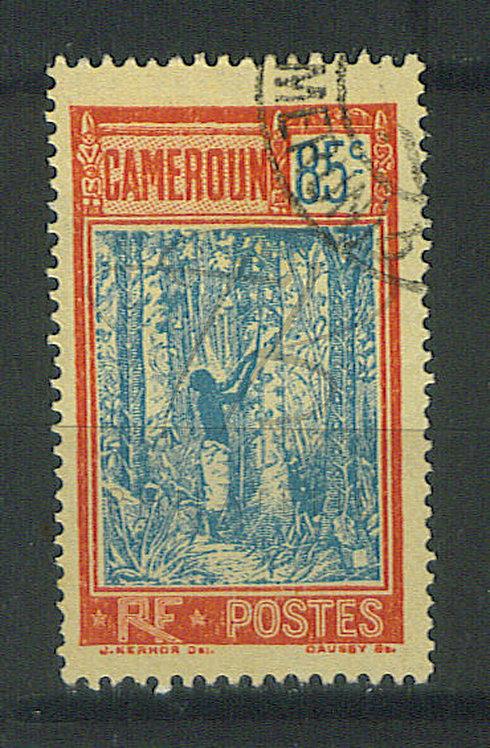 Cameroun n°124