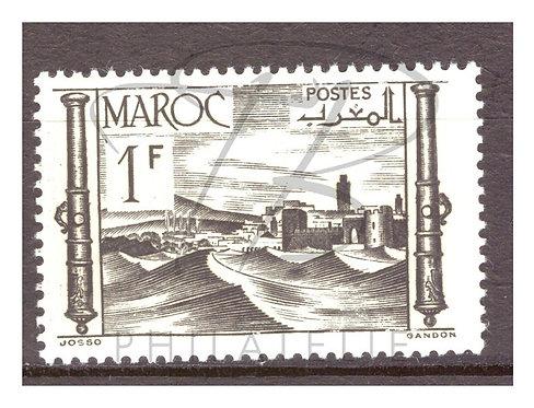 Maroc n°251 , **