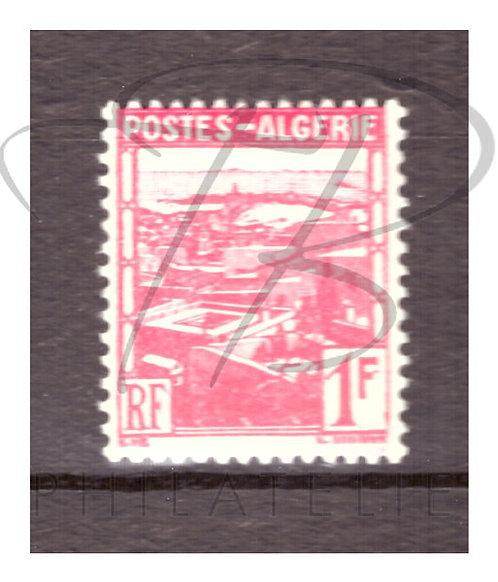 Algérie n°165 , *