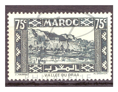 Maroc n°178 , **