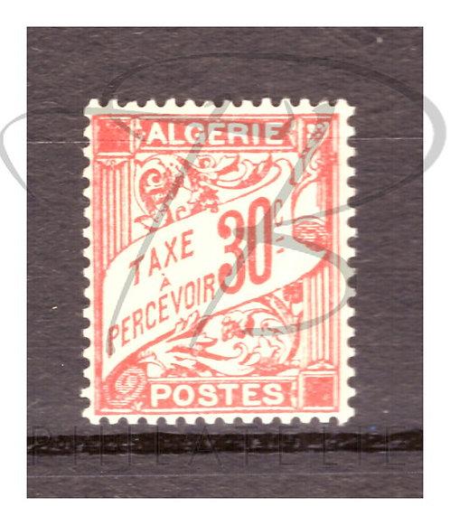 Algérie taxe n°25 , *