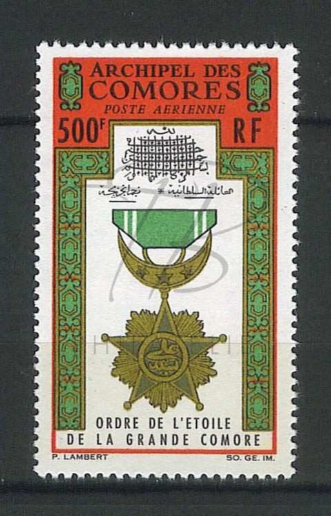 Comores P.A. n°13 , **