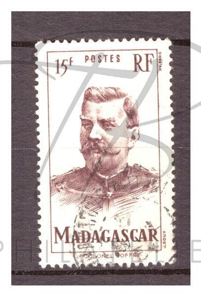 Madagascar n°316