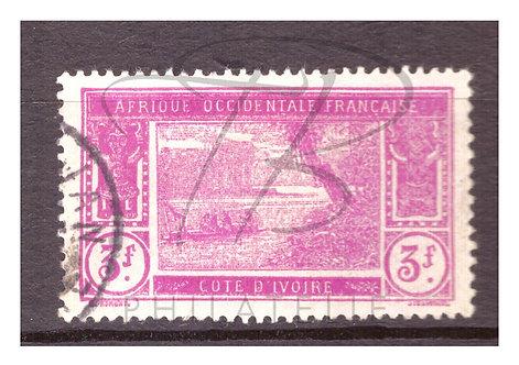 Côte d'Ivoire n°83