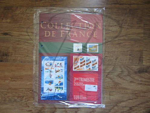 Abonnement 2004 3° trimestre