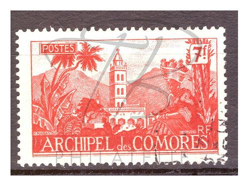 Comores n°7