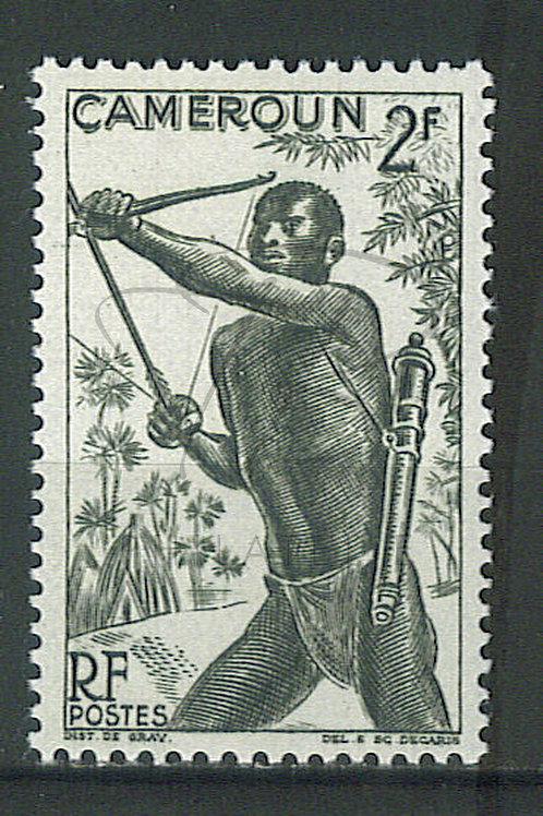 Cameroun n°285 , *