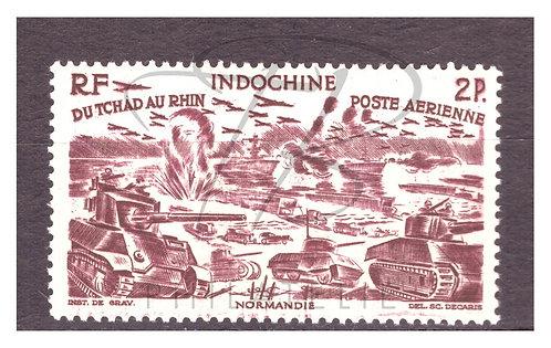 Indochine P.A. n°43 , **