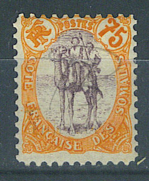 Somalis n°49 , * (a)