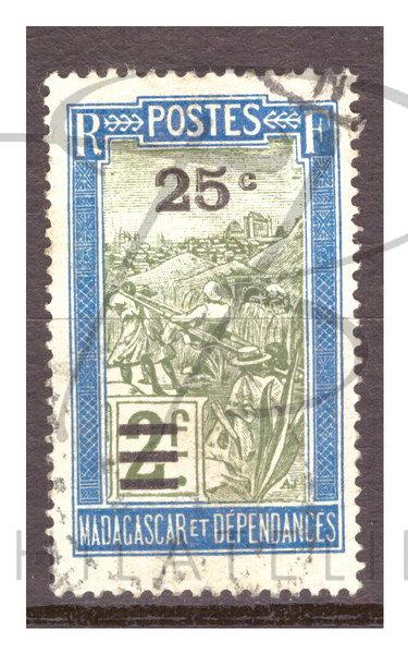 Madagascar n°188