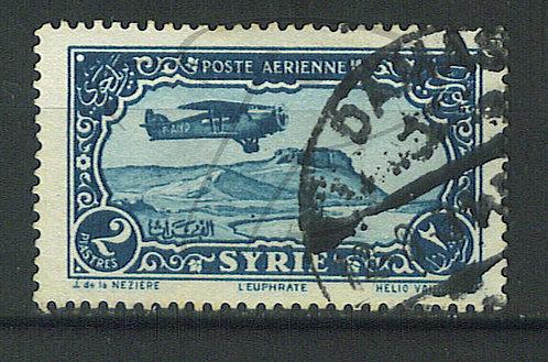 """Syrie P.A. n°52 , cachet """"DAMAS"""""""