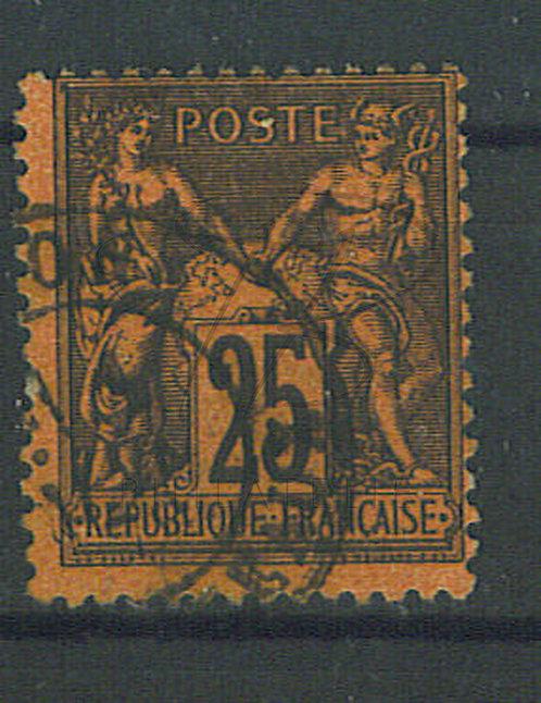 France n°91a