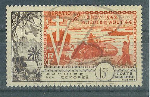 Comores P.A. n°4 , *