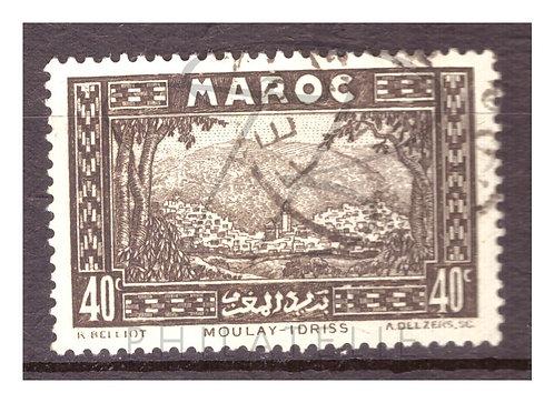 Maroc n°137