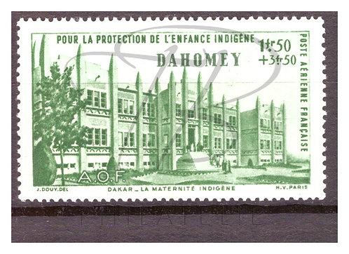 Dahomey P.A. n°6 , **