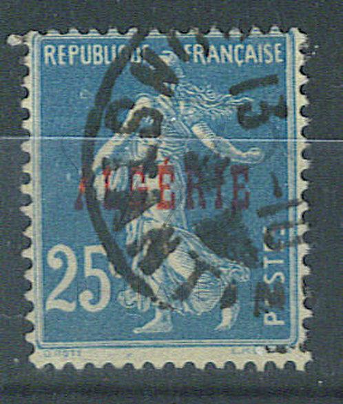 Algérie n°14 , 1 anneau de lune