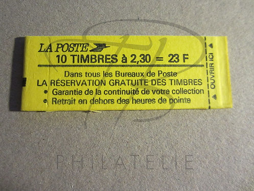 Carnet n°2614-C1