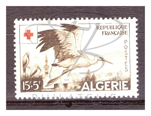 Algérie n°344 , *