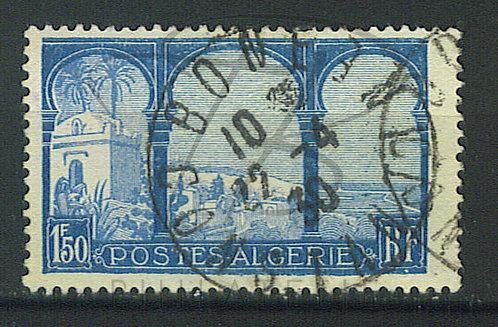 """Algérie n°83 , cachet """"BONE-CONSTANTINE"""""""
