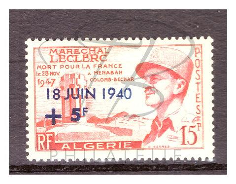 Algérie n°345 , **