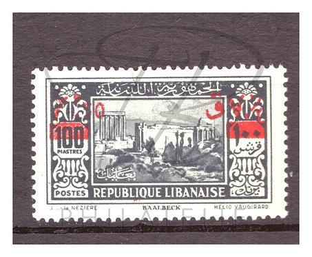 Grand Liban n°161 , *
