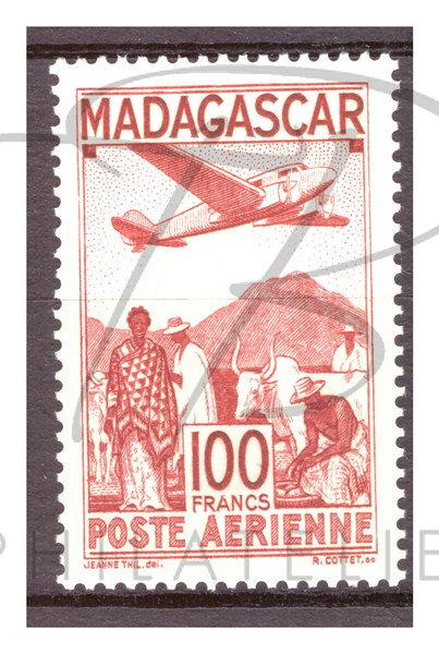 Madagascar P.A. n°62 , **