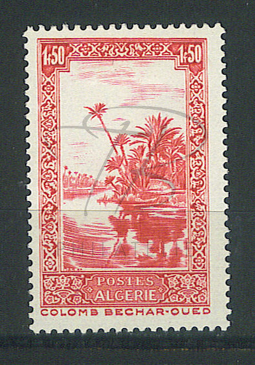 Algérie n°174 , *