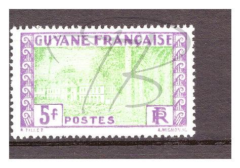 Guyane n°130 , *