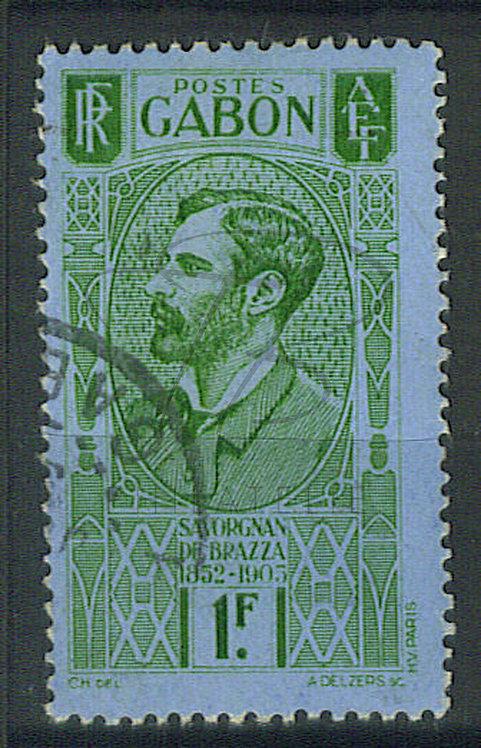 Gabon n°140