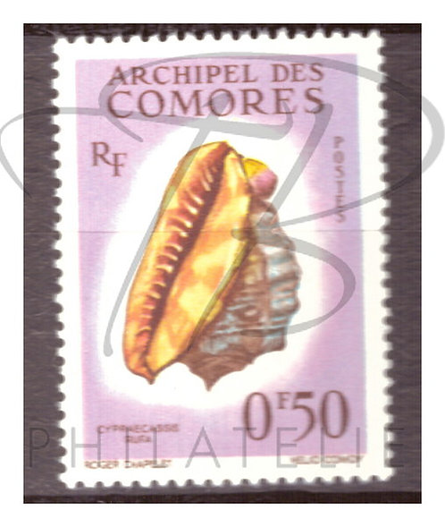 Comores n°19 , **