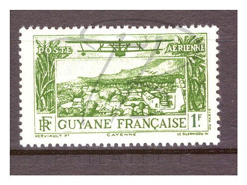 Guyane P.A. n°12 , *