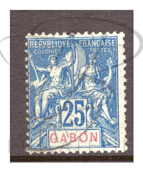 Gabon n°23