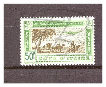 Côte d'Ivoire P.A. n°17 , *
