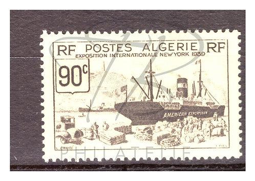 Algérie n°155 , *