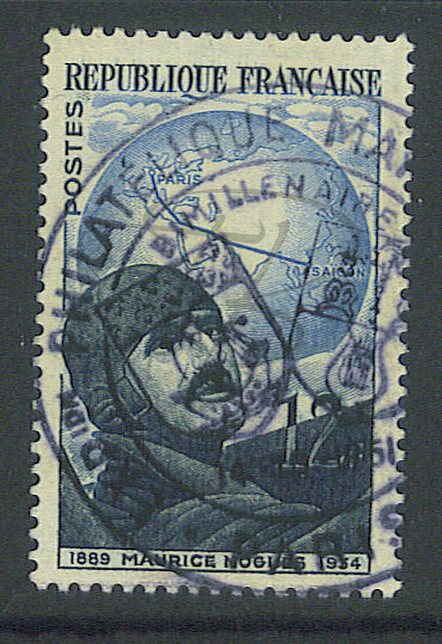 "France n°907,cachet ""EXPOSITION PHILATELIQUE-1951"""