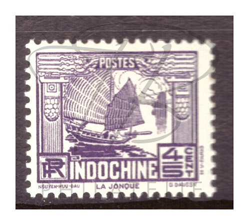 Indochine n°154 , *