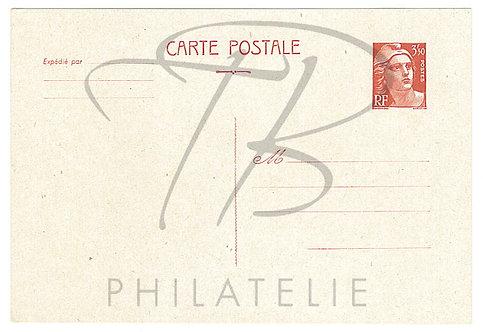 Entier postal n°716B-CP1