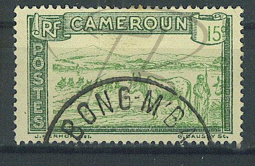 "Cameroun n°111 , cachet ""ABONG-M'BANG"""