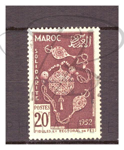 Maroc n°321