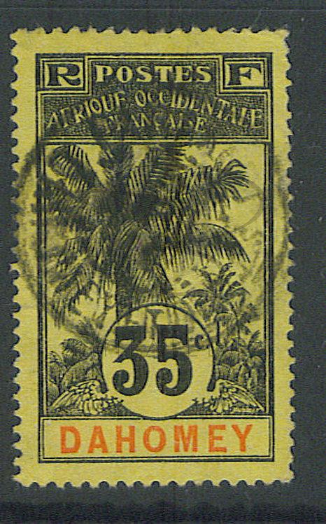 Dahomey n°26 (c)