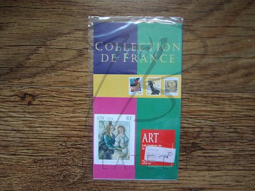 Abonnement 2000 timbres artistiques