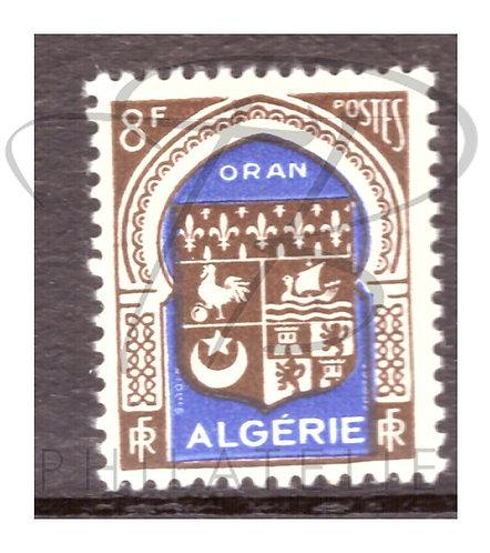 Algérie n°269 , **