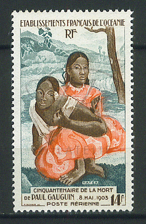 Océanie P.A. n°30 , * (b)