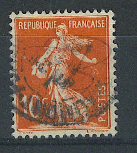 France n°134 , anneau de lune sous la main